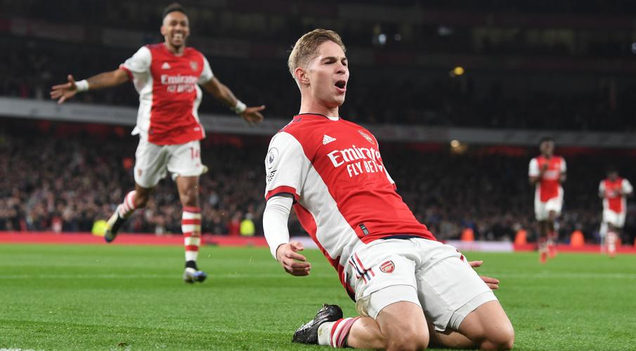 Arteta salutes Smith Rowe for lifestyle chance - SuperSport
