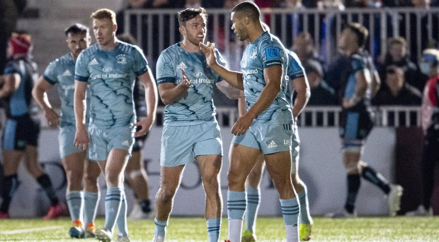 Weekend of upsets leaves Leinster alone at the top - SuperSport