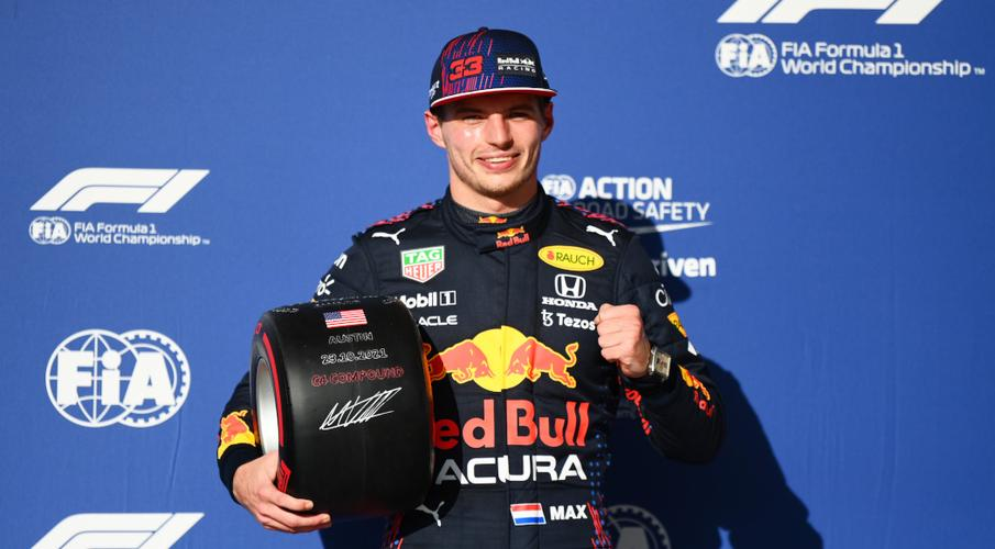 Verstappen edges Hamilton for US Grand Prix pole in front of 120000 fans - SuperSport