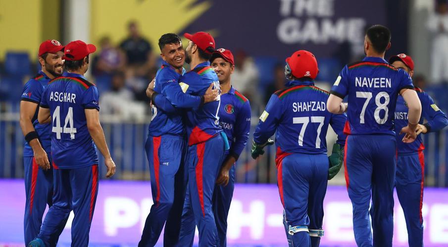 Mujeeb's 5-20 helps Afghanistan crush Scotland by 130 runs - SuperSport