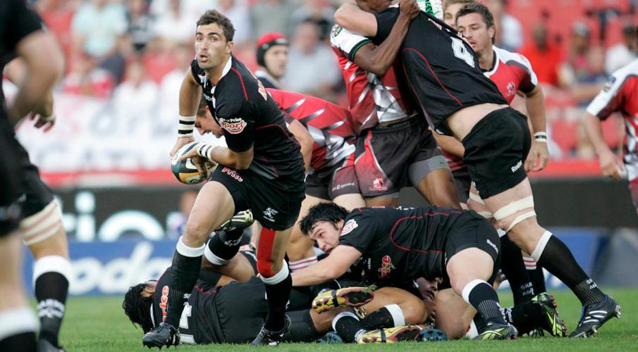 Ruan back in Sharks No9 after absence of 11 years - SuperSport