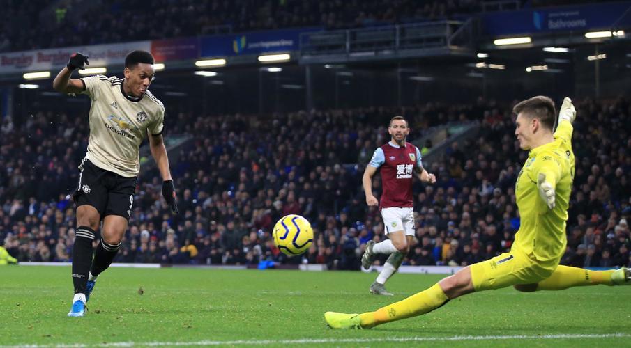 Martial, Rashford ease improving Man Utd past Burnley - SuperSport