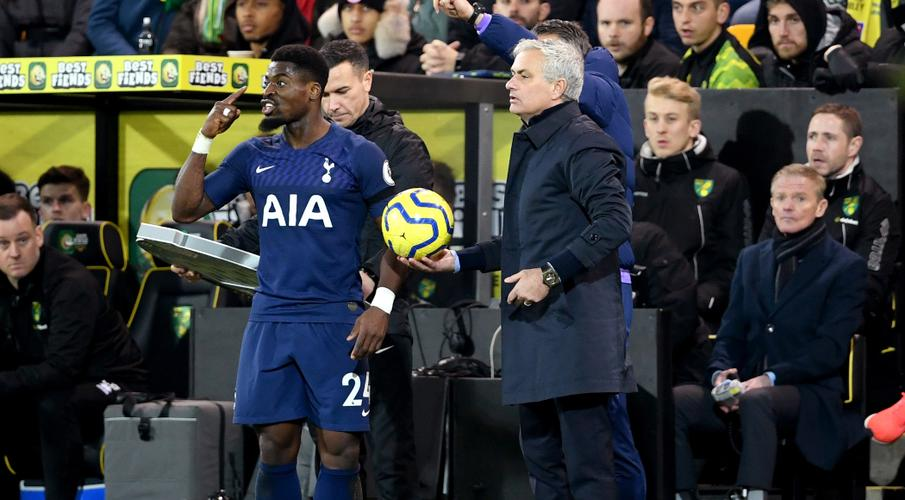 Mourinho angered as Spurs defence continue to struggle at Norwich - SuperSport