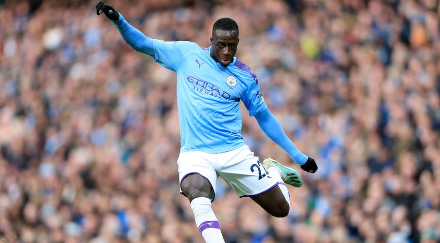 Title is gone but Man City can still thrive, says Mendy - SuperSport