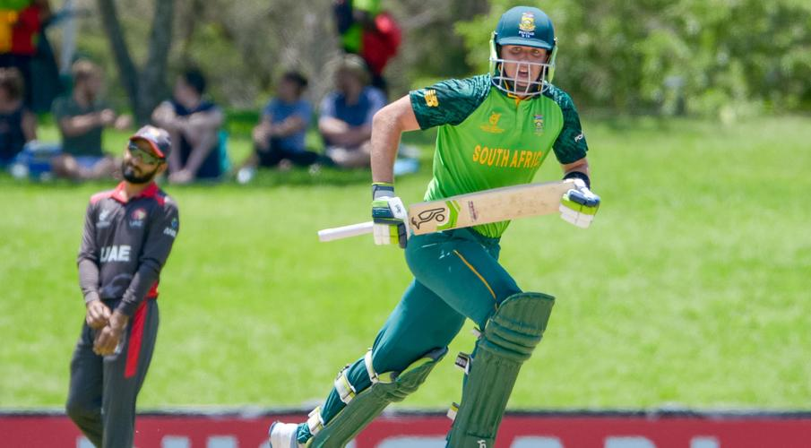 SA U19s book Super League quarterfinal spot - SuperSport