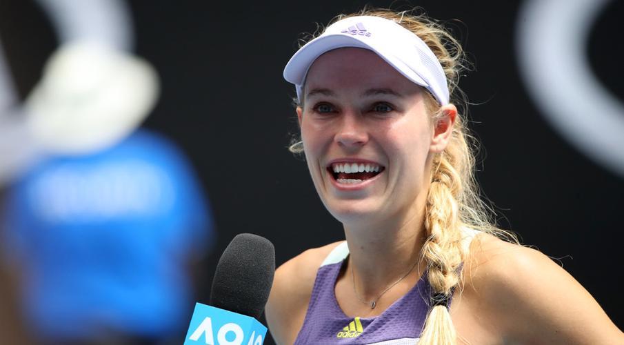 Wozniacki, Williams both in tears as Dane calls time on career - SuperSport