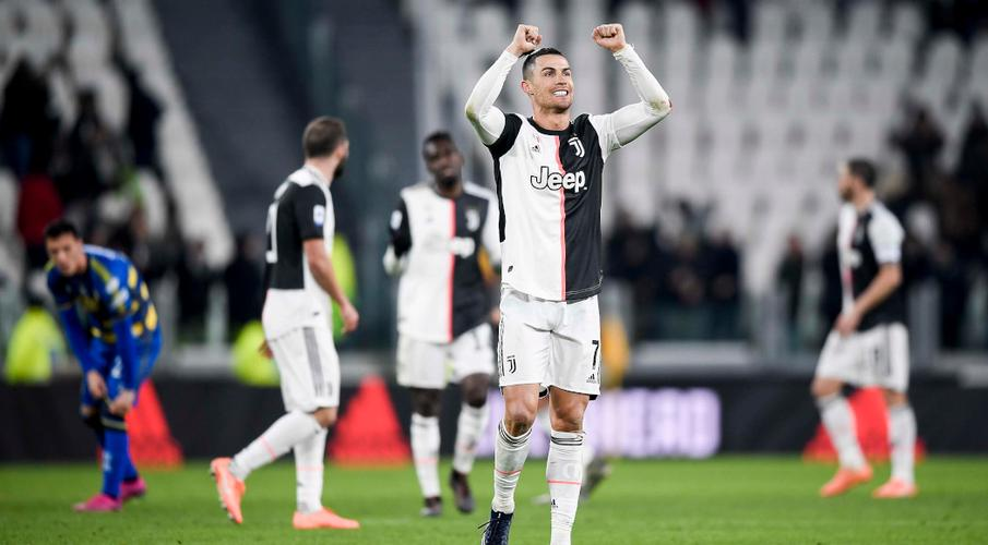 Ronaldo double pulls Juventus clear as Inter stalled in Lecce - SuperSport
