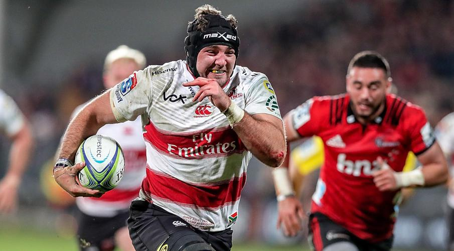 VODACOM SUPER RUGBY Brink a massive blow for Lions 20 January 2020 - SuperSport