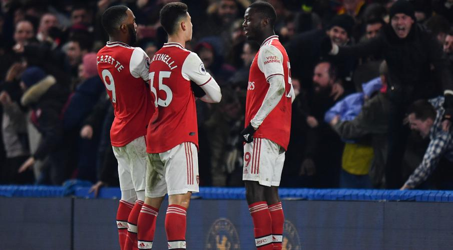 Chelsea held to draw by 10-man Arsenal - SuperSport