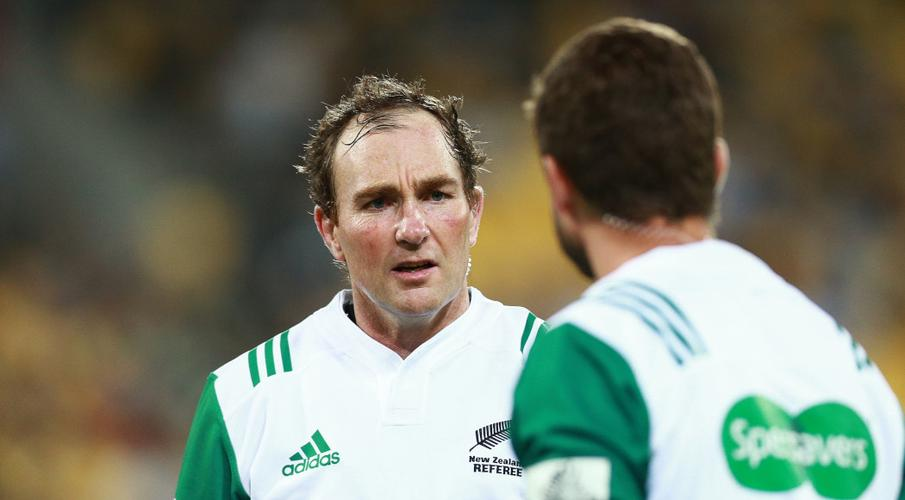Top New Zealand ref Jackson quits after World Cup snub - SuperSport