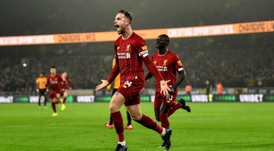 Liverpool strike late again to win at Wolves - SuperSport
