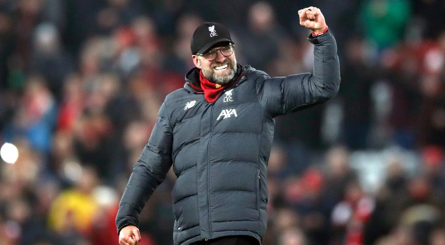 Dare to dream, Klopp tells Reds after leaving Man Utd in shade - SuperSport