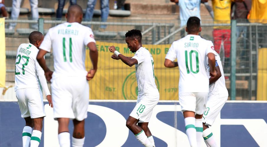 Sundowns grab Tshwane Derby bragging rights - SuperSport
