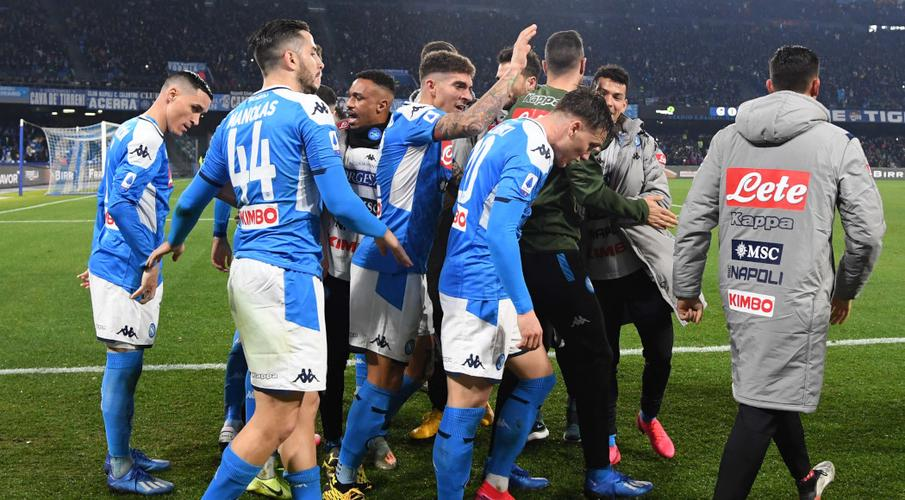 Napoli stun Juve on Sarri's return, Ronaldo scores again - SuperSport