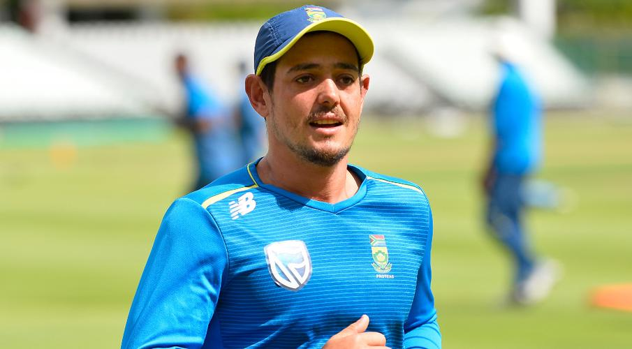 De Kock named as Proteas ODI captain - SuperSport