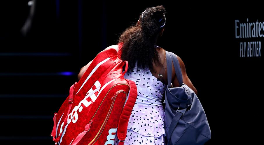 Serena out; Gauff ousts Osaka; Wozniacki retires in defeat - SuperSport