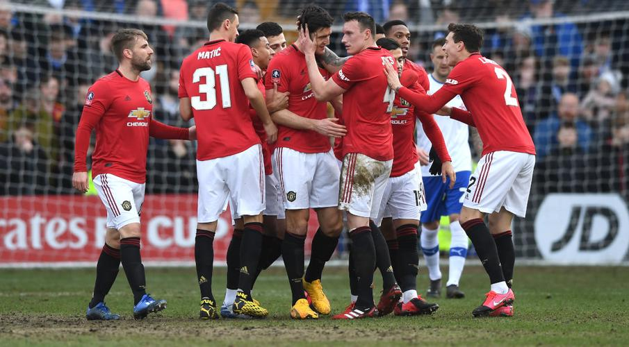 United smash Tranmere for six in FA Cup mauling - SuperSport