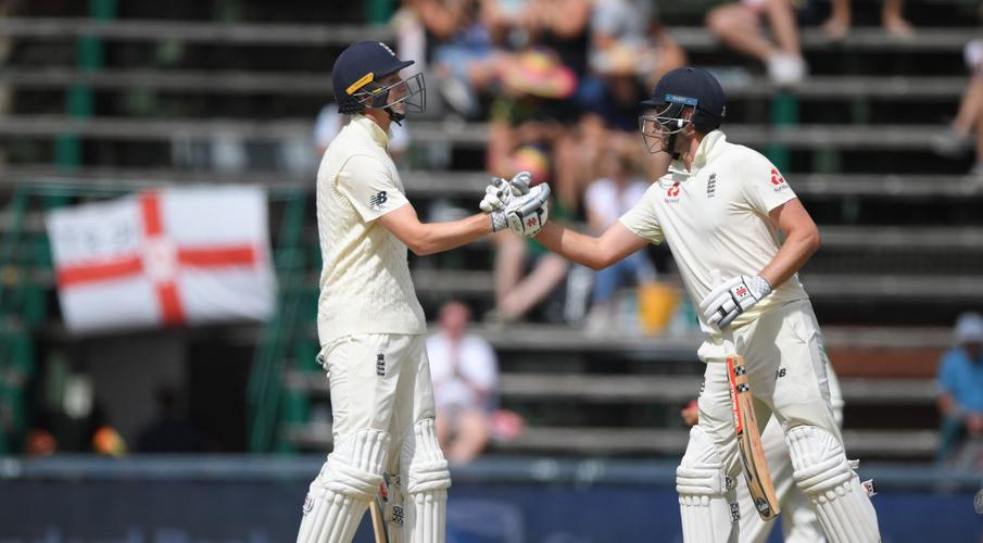 England win toss again and bat - SuperSport