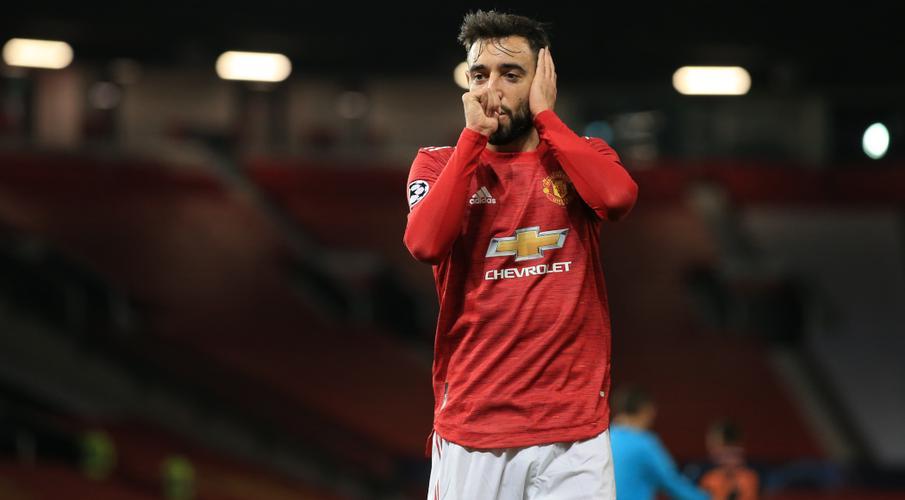 Fernandes bags brace as Man Utd sink Basaksehir - SuperSport