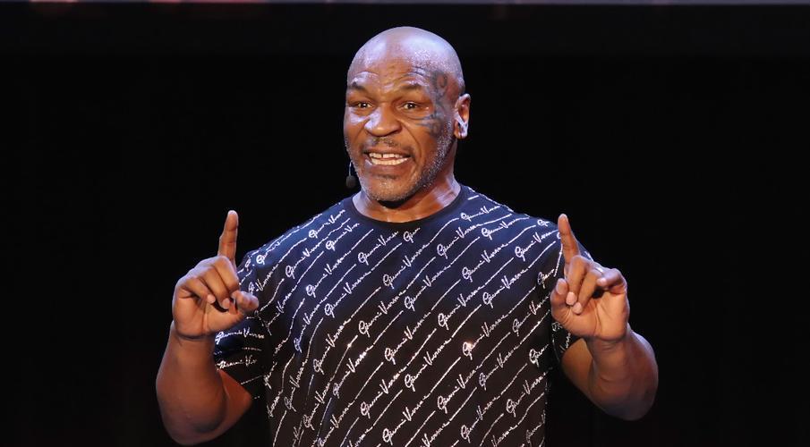 Tyson plans fast start in ring return at 54 against Jones - SuperSport