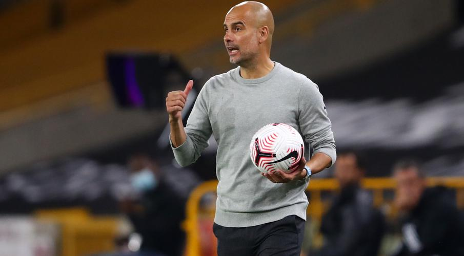 Players are losing the joy of playing, says City's Guardiola - SuperSport
