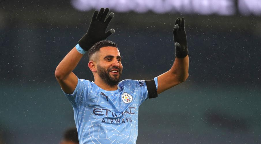 African players in Europe: Mahrez ends five-year wait for hat-trick - SuperSport