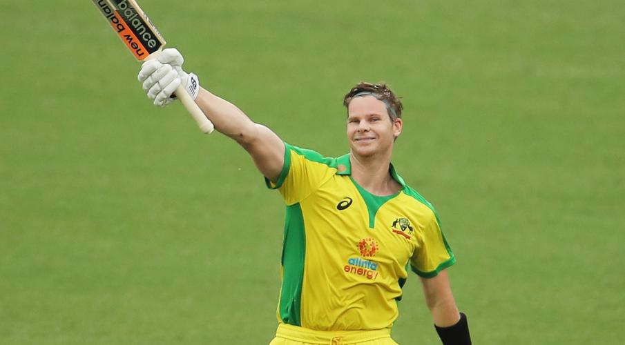 Another Smith ton as Kohli misses out and Australia take ODI series - SuperSport