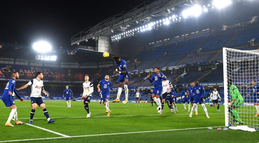 Spurs top after Chelsea stalemate, Cavani sparks Man Utd - SuperSport