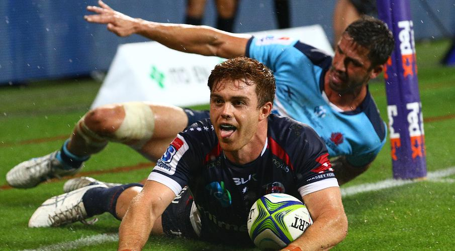 Waratahs dire season continues with Rebels defeat - SuperSport