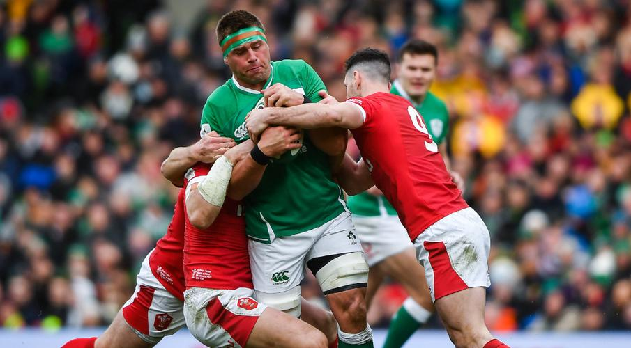 Ireland win to end Welsh hopes of Grand Slam repeat - SuperSport