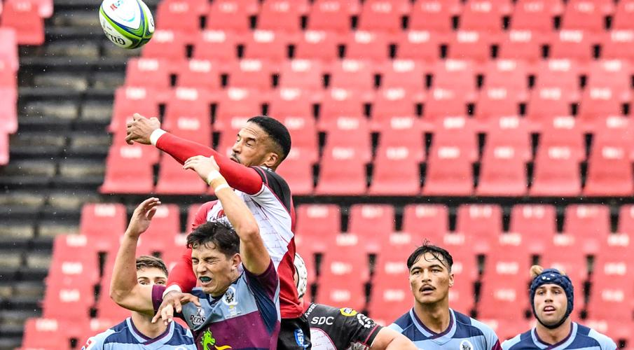 Lions grind out win against Reds - SuperSport