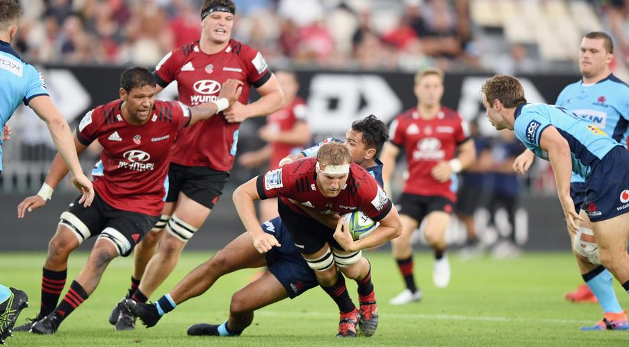 Crusaders set Super early pace as Sunwolves surprise - SuperSport