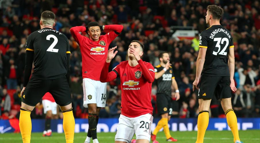 Man Utd and Wolves miss chance to close on top four - SuperSport