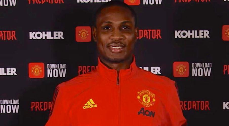 Ighalo in United squad for Chelsea clash - SuperSport