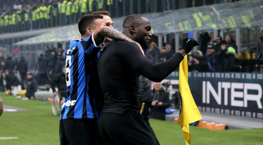 Inter win thrilling Milan derby to move top of Serie A - SuperSport