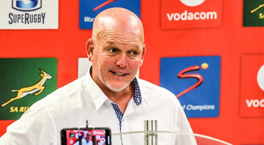 Dobson relishing prospect of Jaguares 'humdinger' - SuperSport