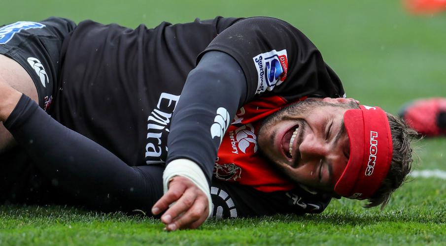 VODACOM SUPER RUGBY Lions ready for Stormers scrum challenge 12 February 2020 - SuperSport