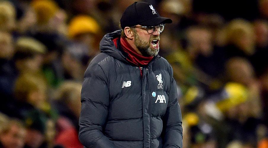 Klopp revels in 'insane' 25-point lead as Liverpool edge past Norwich - SuperSport