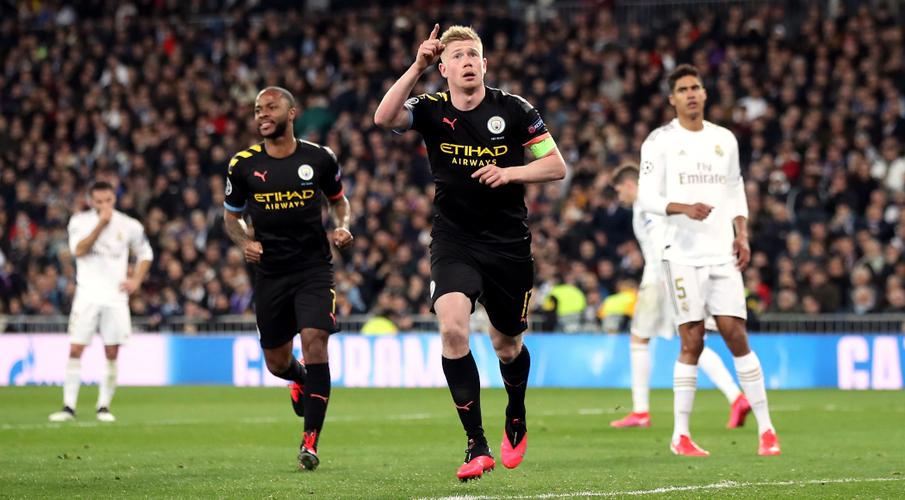 De Bruyne inspires late turnaround as City stun Real Madrid - SuperSport