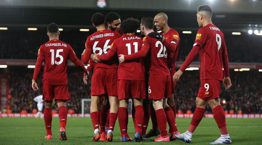 Reds sink West Ham for record-equalling 18th successive win - SuperSport