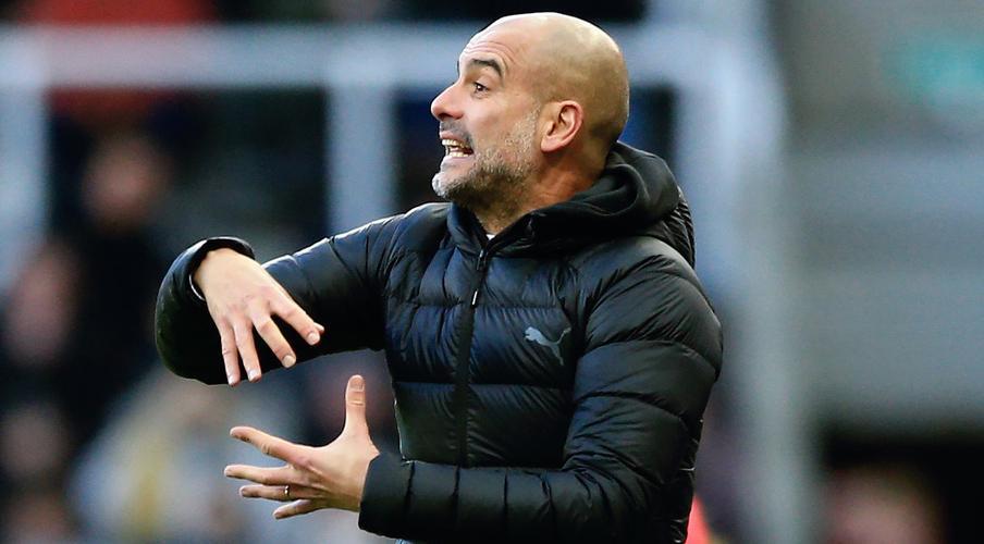 Guardiola set for Man City summer squad refresh - SuperSport