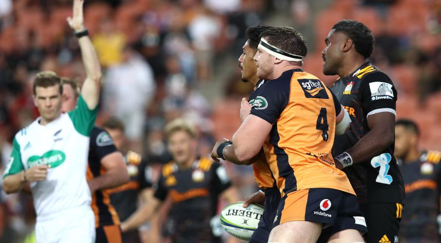 Depleted Brumbies stun Chiefs in Hamilton - SuperSport