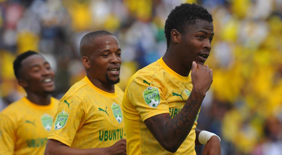 Difficult draw for Sundowns in Nedbank Cup quarterfinals - SuperSport