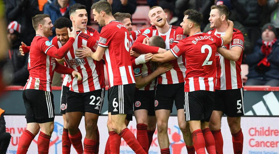 Sheffield United weather the storm to climb to fifth - SuperSport