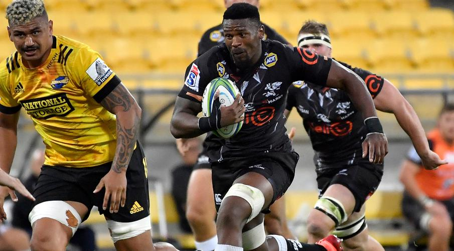 Notshe is more than proving his value at the Sharks - SuperSport