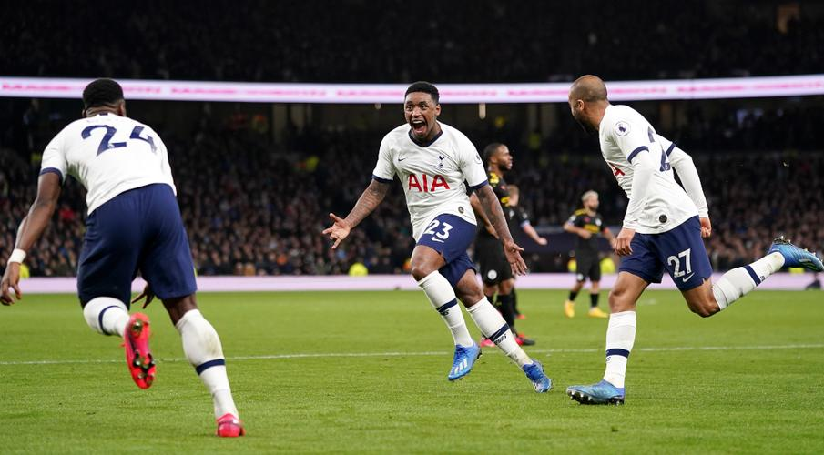 Tottenham weather Man City storm to snatch win - SuperSport