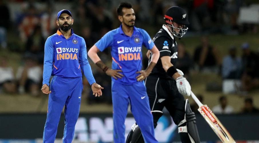Kohli seethes as India let Black Caps sweep ODI series - SuperSport