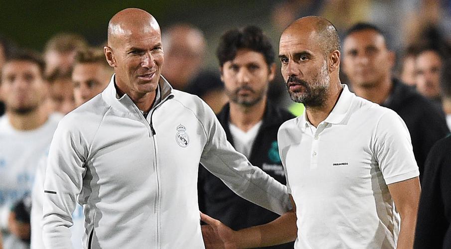 Big Match Feature: Real Madrid v Man City - SuperSport