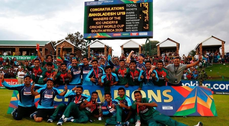 Bangladesh stun India to win U19 World Cup for the first time - SuperSport