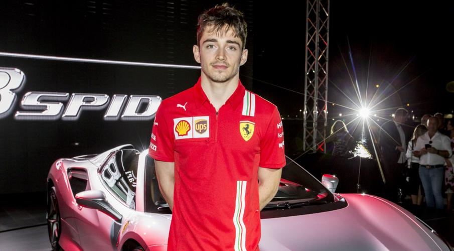 Monaco to close off city streets for Leclerc rendez-vous - SuperSport